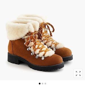 J crew winter boots